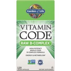 Garden of Life Vitamin Code Raw B-Complex