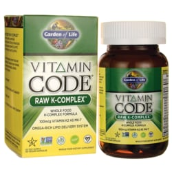 Garden of LifeVitamin Code Raw K-Complex