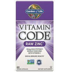Garden of LifeVitamin Code Raw Zinc