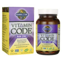 Garden of LifeVitamin Code Raw Zinc