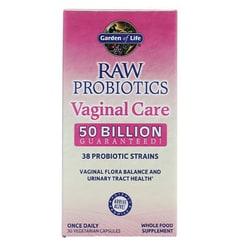 Garden of Life RAW Probiotics Vaginal Care