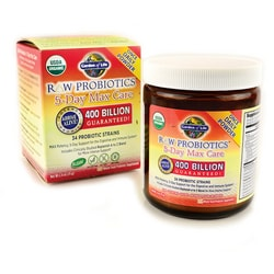 Garden of LifeRAW Probiotics 5-Day Max Care