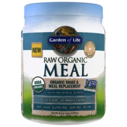 Garden Of Life Raw Meal Organic Shake Meal Replacement 16 Oz 454 Grams Pwdr Swanson Health