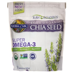 Garden of Life RAW Organic Chia Seed
