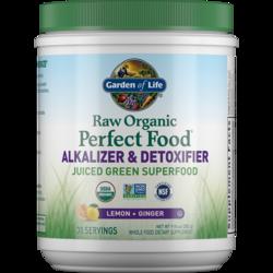 Garden of Life Alcalinizante y desintoxicante Perfect Food Raw