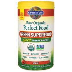 Garden of LifeRaw Organic Perfect Food Green Superfood - Apple