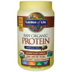 Garden of LifeOrganic Raw Protein - Vanilla Chai