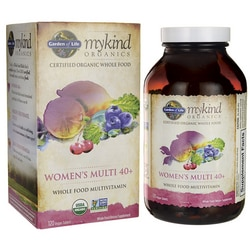 Garden of LifeMykind Organics Women's Multi 40+