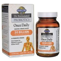 Garden of LifeDr. Formulated Probiotics Once Daily