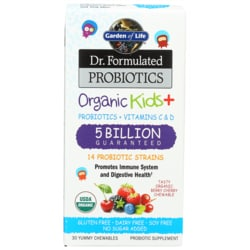 Garden of LifeDr. Formulated Probiotics Organic Kids+