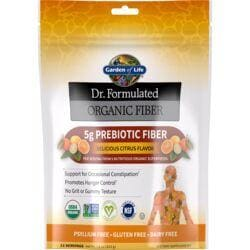 Garden of LifeDr. Formulated Organic Fiber - Delicious Citrus Flavor