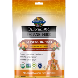 Garden of LifeDr. Formulated Organic Fiber - Delicious Citrus Flavor