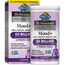 Garden of LifeDr. Formulated Probiotics Mood+