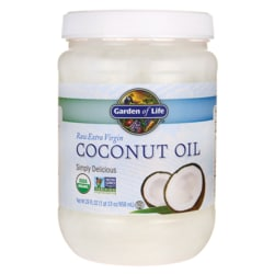 Garden of LifeRaw Extra Virgin Coconut Oil