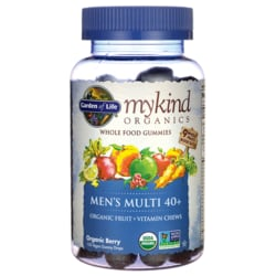 Garden of LifeMykind Organics Men's 40+ Gummy Multi - Berry