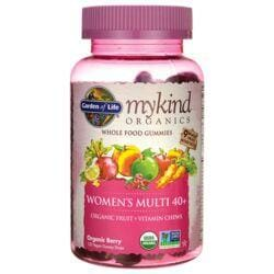 Garden of LifeMykind Organics Women's 40+ Gummy Multi - Berry
