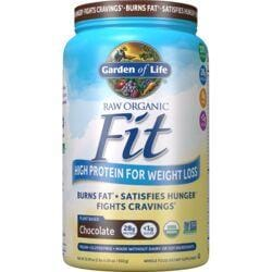 Garden of LifeRaw Organic Fit High Protein for Weight Loss - Chocolate