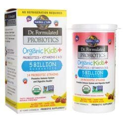 Garden of LifeDr. Formulated Probiotics Organic Kids+ - Strawberry Banana