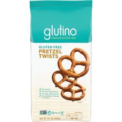 GlutinoGluten Free Pretzels