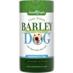 Green FoodsBarley Dog
