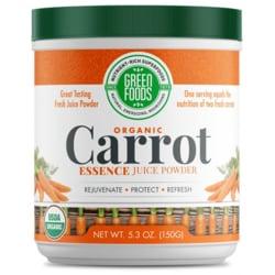 Green Foods Carrot Essence