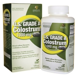 Genceutic NaturalsU.S. Grade A Colostrum