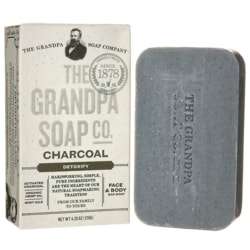 Grandpa Soap Co.Charcoal Soap