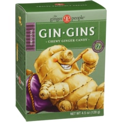 Ginger PeopleGin-Gins Chewy Ginger Candy