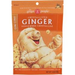 Ginger PeopleCrystallized Ginger