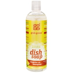 GrabGreenDish Soap - Tangerine with Lemongrass