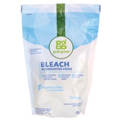 GrabGreenBleach Alternative Pods - Fragrance Free