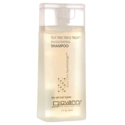 GiovanniTea Tree Triple Treat Invigorating Shampoo