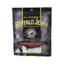 Golden Valley NaturalNatural Buffalo Jerky Original Flavor