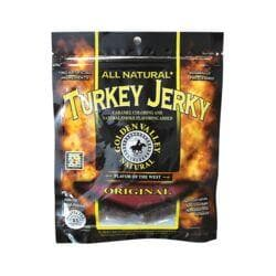 Golden Valley NaturalAll Natural Turkey Jerky Original