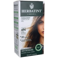HerbatintPermanent Haircolor Gel 6N Dark Blonde