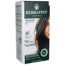 HerbatintPermanent Haircolor Gel 4C Ash Chestnut