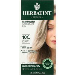 HerbatintPermanent Herbal Haircolor Gel 10C Swedish Blonde