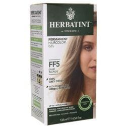 HerbatintPermanent Haircolor Gel FF5 Sand Blonde