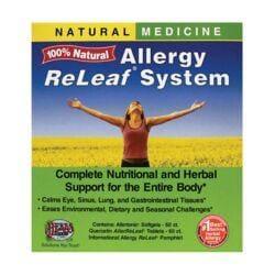 Herbs Etc.Allergy ReLeaf System