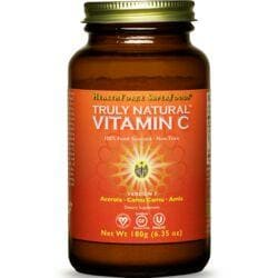 HealthForce NutritionalsTruly Natural Vitamin C