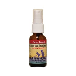 Herbs for KidsSuper Kids Throat Spray Peppermint Flavor