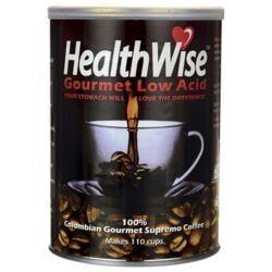 Healthwise Gourmet Coffee100% Colombian Gourmet Supremo Coffee - Low Acid