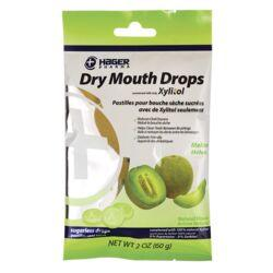Hager PharmaDry Mouth Drops Melon