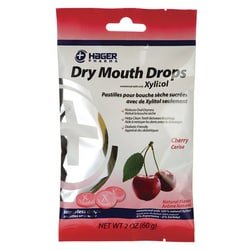 Hager PharmaDry Mouth Drops Cherry