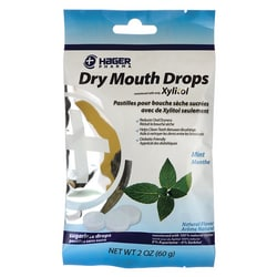 Hager PharmaDry Mouth Drops Mint