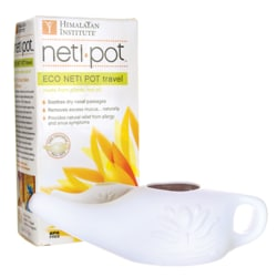Himalayan InstituteNeti Pot Eco Neti Pot Travel