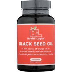 Health LogicsBlack Cumin Seed Oil