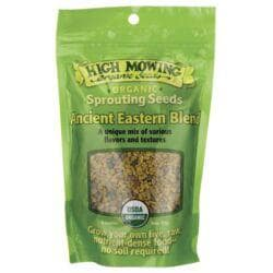 High Mowing Organic SeedsSprouting Seeds Ancient Eastern Blend