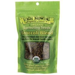 High Mowing Organic SeedsSprouting Seeds Broccoli Blend