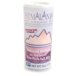 HimalaniaHimalayan Reduced Sodium Fine Pink Salt
